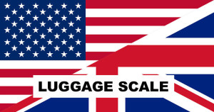 Kofferwaage englisch: Luggage Scale